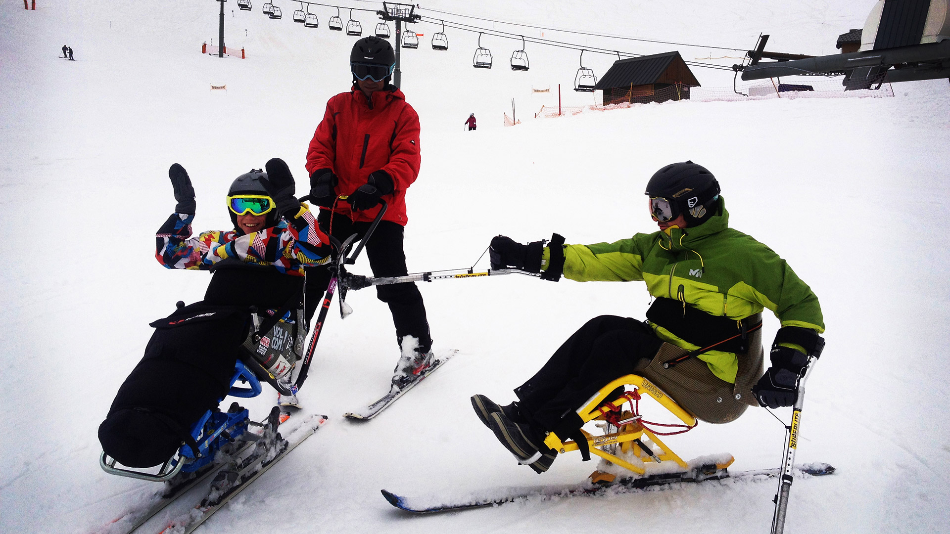 Week end Ski CDH 31