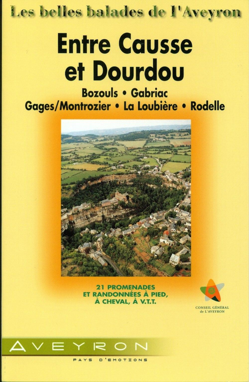 Circuit commune de Bozouls