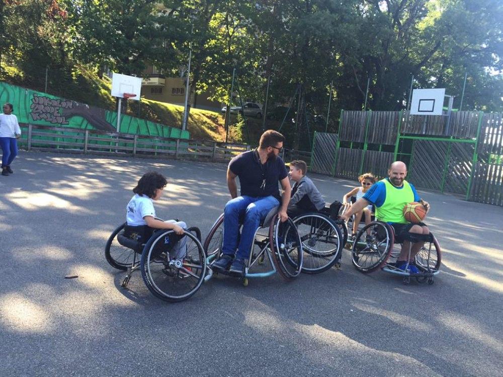 Saint Éloi a fait sa rentrée sur le thème des JO et des Paralympiques !