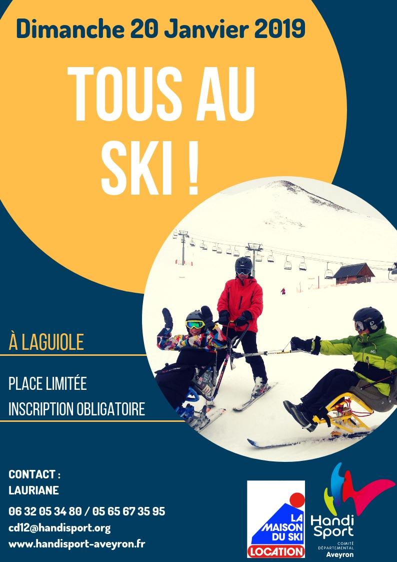 Tous au Ski