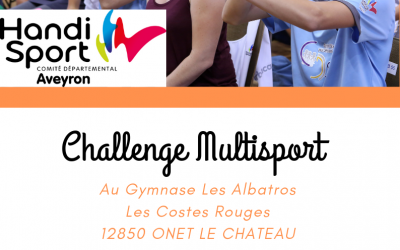 Challenge Multisport : inter établissement