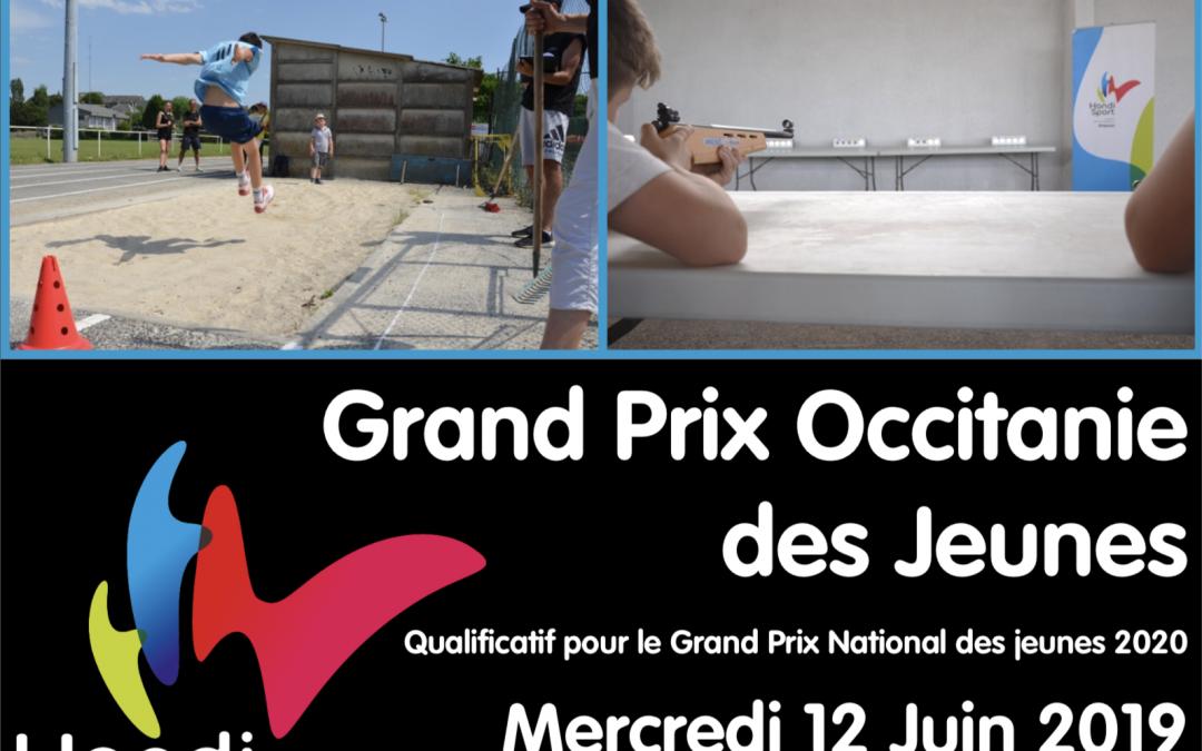 Grand Prix Occitanie des Jeunes