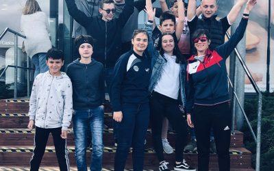 Jeux Nationaux de l'Avenir Handisport à Valence avec le CDDS