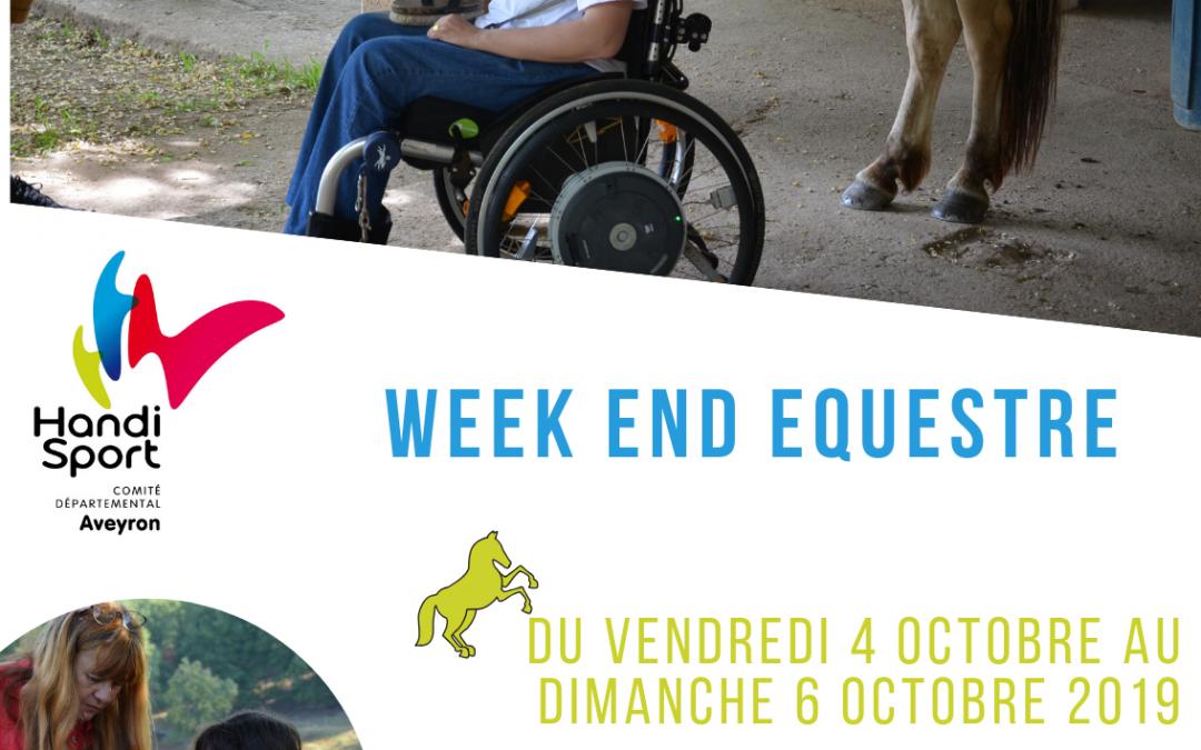 Week end Equestre