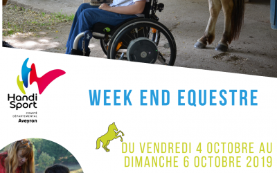 Week end Equestre