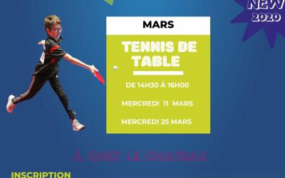 École des Sports _ 2ème Trimestre